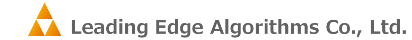 株式会社リーディングエッジアルゴリズム
